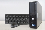 OptiPlex 380 SFF(35002_win7) 中古デスクトップパソコン、Mobile Intel Celeron