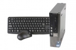 OptiPlex 9010 USFF(Windows10 Pro)(36579) 中古デスクトップパソコン、Intel Core i5