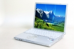 Let's note CF-W7(24168) 中古ノートパソコン、Panasonic(パナソニック)、HDD 250GB以下