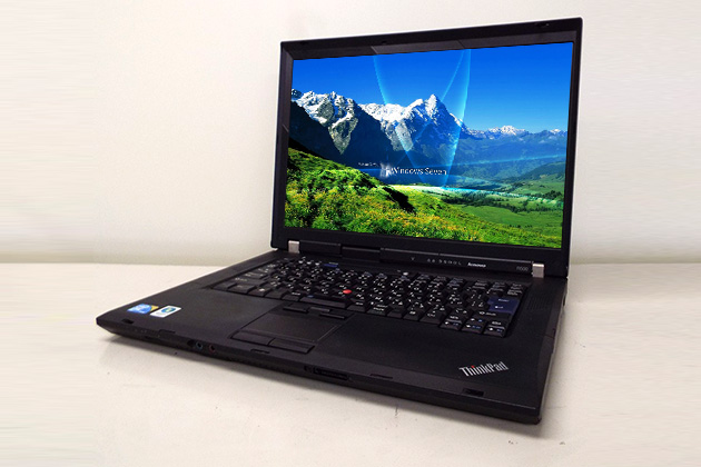 ThinkPad R500(35064_win7) 拡大