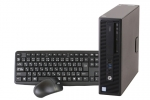 ProDesk 600 G2 SFF(Microsoft Office Home and Business 2019付属) (38060_m19hb) 中古デスクトップパソコン