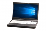LIFEBOOK A576/P  ※テンキー付(37657) 中古ノートパソコン