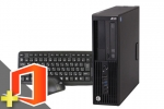 Z230 SFF Workstation (Microsoft Office Home and Business 2019付属)(38551_ssd480g_m19hb) 中古デスクトップパソコン、新着