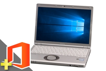 Let's note CF-SZ5(SSD新品)(Microsoft Office Personal 2019付属)(38917_m19ps) 中古ノートパソコン