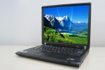 ThinkPad R61(24942) 中古ノートパソコン、Lenovo(レノボ、IBM)、Mobile Intel Celeron