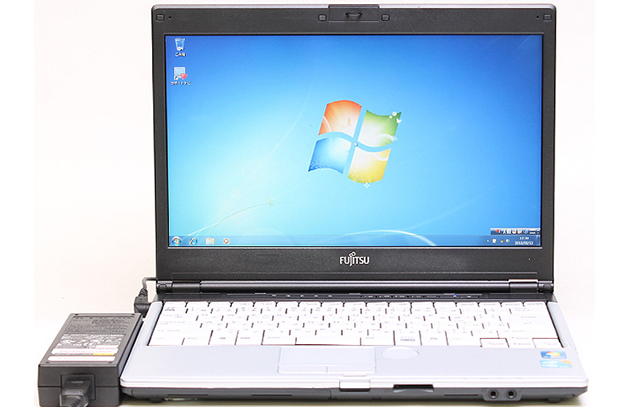 LIFEBOOK S560/B(Windows7 Pro)(25343) 拡大