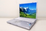 Let's note CF-W8(35060_win7) 中古ノートパソコン、Panasonic(パナソニック)、HDD 250GB以下