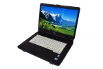LIFEBOOK A550/A(Microsoft Office 2003付属)(35072_win7_m03) 中古ノートパソコン、FUJITSU(富士通)、ワード・エクセル付き