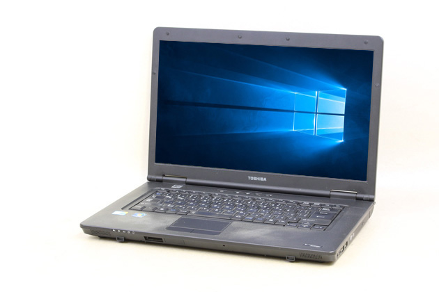 【即納パソコン】dynabook Satellite B551/C(Windows10 Pro)(36405) 拡大