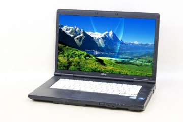 LIFEBOOK A561/D(Windows7 Pro) FUJITSU(富士通) 激安(36786_win7_32bit)