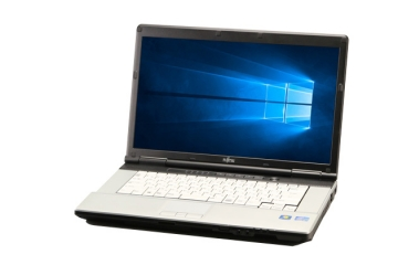 【即納パソコン】 LIFEBOOK E752/F(Windows10 Pro)(37608)