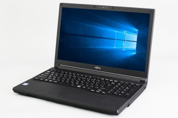 LIFEBOOK A576/P(SSD新品) ※テンキー付(38976) 中古ノートパソコン