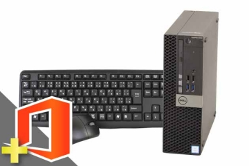 OptiPlex 5040 SFF(Microsoft Office Personal 2019付属)(38723_m19ps)