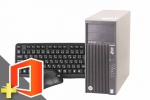 Z230 Tower Workstation(Microsoft Office Personal 2019付属)(38802_m19ps) 中古デスクトップパソコン、SSD 120GB以上